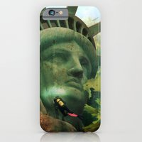 iPhone & iPod Case featuring East Coast Sightseeing by Steve McGhee