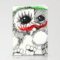 GIZMO JOKER Stationery Cards