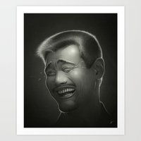 Art Print featuring Yao Ming by Dr. Lukas Brezak