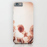 iPhone & iPod Case featuring Falling Flower Variation II by The Haus of Chaos: Alli Woods Frederick