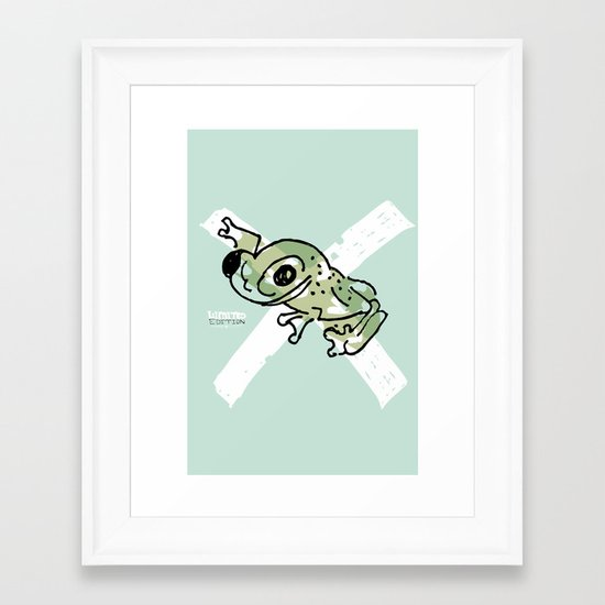 Limited Edition Framed Art Print