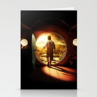 lord of the rings Stationery Cards featuring THE LORD OF THE RINGS by September 9
