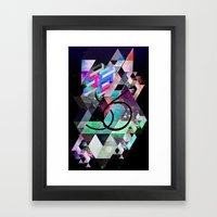 YSS SXX Framed Art Print