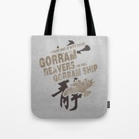 Firefly and Serenity: Gorram It! Tote Bag