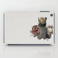 Wild 1 two iPad Case