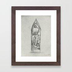 SoUL I. Framed Art Print