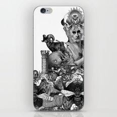 PAGAN WICCAN II iPhone & iPod Skin