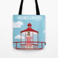 Moonrise Kingdom-2 Tote Bag