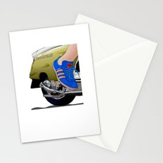 Kick off in style Stationery Cards