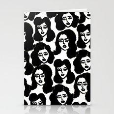 Retro Girls Stationery Cards