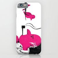 Bird And Man iPhone 6 Slim Case