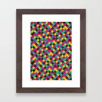 Weekend Framed Art Print