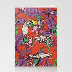 The Sea Garden Stationery Cards