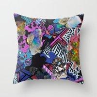 RADICAL ▲  SYNTHIA  Throw Pillow