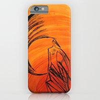 Angel Under Cover iPhone 6 Slim Case