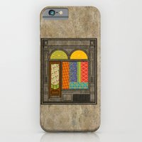 iPhone & iPod Case featuring Shop windows by Megs stuff...