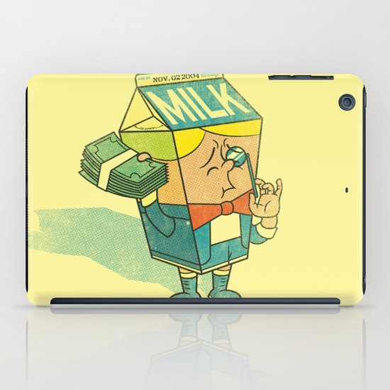 Spoiled Milk iPad Case