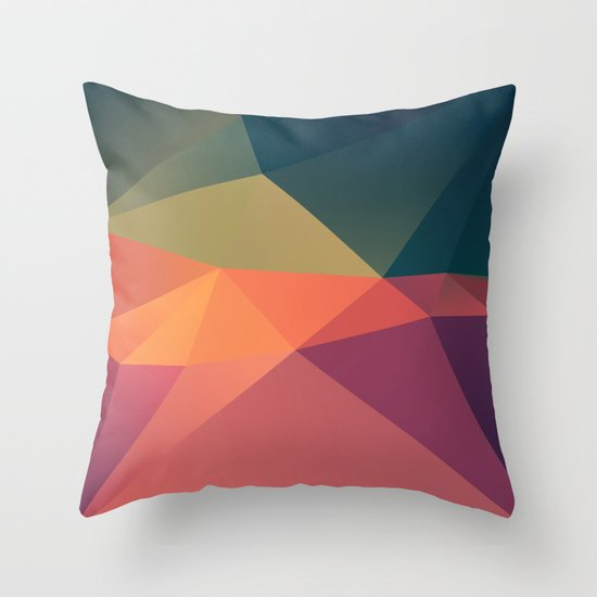The Boy With the Thorn in His Side Throw Pillow