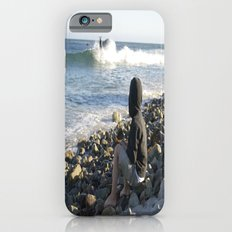 Boy On Beach iPhone 6 Slim Case