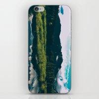 North Cascades Hidden La… iPhone & iPod Skin