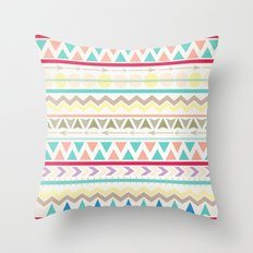Afternoon Pool Party Throw Pillow