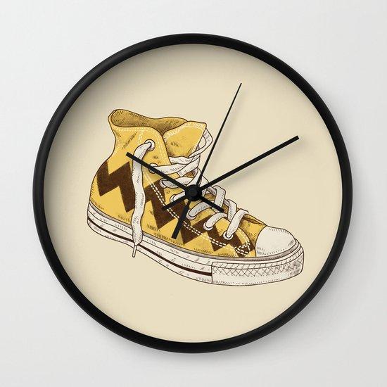 Chuck Wall Clock