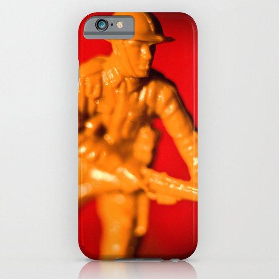 The Desert Rat 2 iPhone & iPod Case