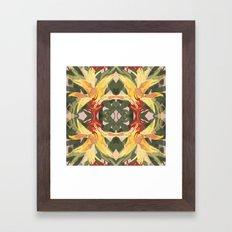 Bromeliad II Framed Art Print