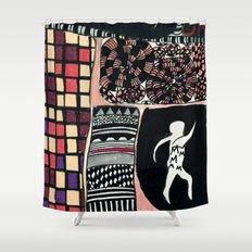Bagnio Shower Curtain