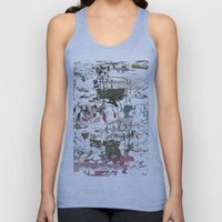 Take A Breath [ABSTRACT]… Unisex Tank Top