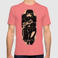 Know your enemy Fig 11 Target Mens Fitted Tee Pomegranate SMALL