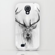 Red Deer Galaxy S4 Slim Case