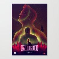 Kaleidoscope Theatrical … Canvas Print