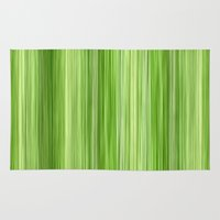 Ambient 3 In Lime Green Rug