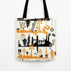 Us & Them Tote Bag