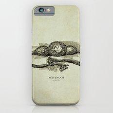 KOH-I-NOOR (mountian of light) iPhone 6 Slim Case