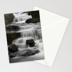 Waterfalls in Flow Stationery Cards