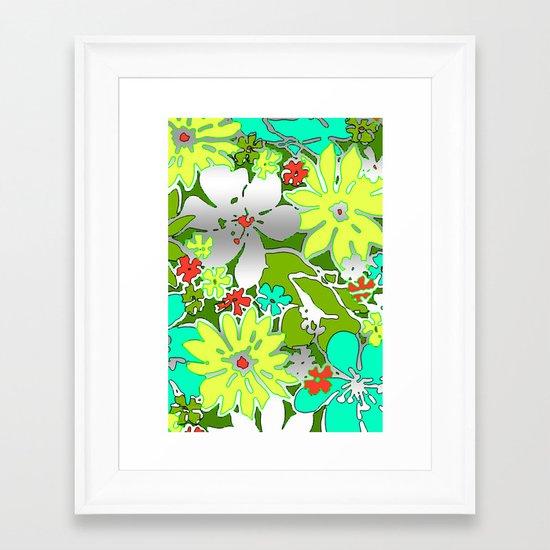 Spring to Life Framed Art Print