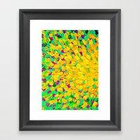 SPRING SPLASH - Bright C… Framed Art Print