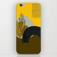 Sand iPhone & iPod Skin