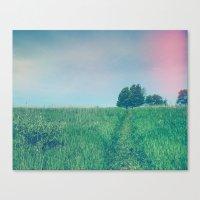 Bohemian Summer Canvas Print