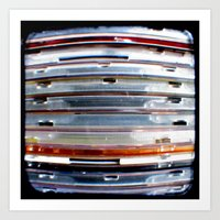 CD Stack - Through The Viewfinder (TTV) - ANALOG zine Art Print