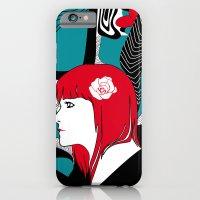 Red Head iPhone 6 Slim Case