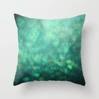 Sea Of Love Throw Pillow