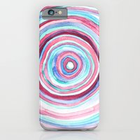 iPhone & iPod Case featuring Growth Rings by Amanda Brown