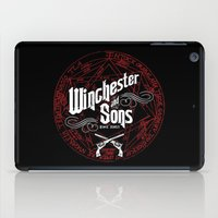 Winchester & Sons iPad Case
