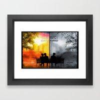 250/250 Days of Summer.... Framed Art Print