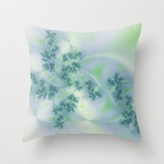 Delicate Intricacy Throw Pillow