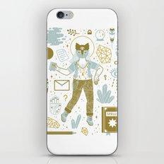 The Scholar iPhone & iPod Skin