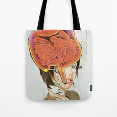 Magengesicht Tote Bag